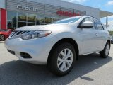 2012 Brilliant Silver Nissan Murano SL #80838156
