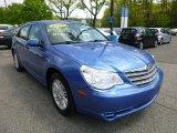 2007 Chrysler Sebring Marathon Blue Pearl