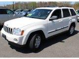 2007 Jeep Grand Cherokee Stone White