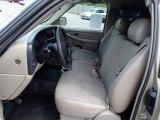 2004 Chevrolet Silverado 1500 LS Extended Cab Tan Interior