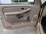 2004 Chevrolet Silverado 1500 LS Extended Cab Door Panel