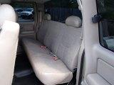 2004 Chevrolet Silverado 1500 LS Extended Cab Rear Seat