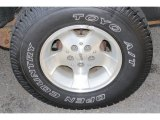 Jeep Wrangler 2001 Wheels and Tires
