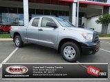 2013 Silver Sky Metallic Toyota Tundra Double Cab #80838256