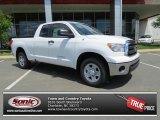 2013 Super White Toyota Tundra Double Cab #80838255