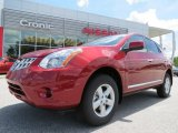 2013 Cayenne Red Nissan Rogue S Special Edition #80838143