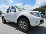 2013 Nissan Frontier Pro-4X Crew Cab 4x4 Data, Info and Specs