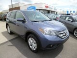 2012 Twilight Blue Metallic Honda CR-V EX 4WD #80838445