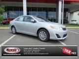2013 Classic Silver Metallic Toyota Camry LE #80838249