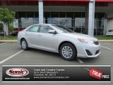 2013 Classic Silver Metallic Toyota Camry LE #80838248