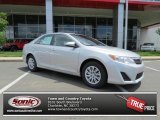 2013 Classic Silver Metallic Toyota Camry LE #80838242