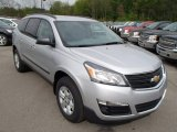 2013 Chevrolet Traverse LS AWD Data, Info and Specs