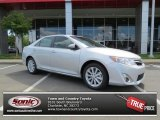 2013 Classic Silver Metallic Toyota Camry XLE #80838226