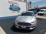 2013 Ingot Silver Metallic Ford Fusion S #80837880