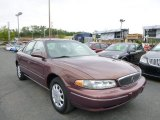 1999 Auburn Nightmist Metallic Buick Century Custom #80895112