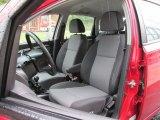 2010 Chevrolet Aveo Aveo5 LS Charcoal Interior
