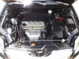 2012 Mitsubishi Galant Engines
