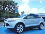 2013 Ingot Silver Metallic Ford Escape Titanium 2.0L EcoBoost #80894981