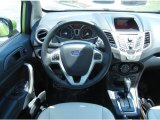 2013 Ford Fiesta Titanium Sedan Steering Wheel