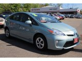 2012 Sea Glass Pearl Toyota Prius 3rd Gen Two Hybrid #80895096