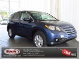 2013 Twilight Blue Metallic Honda CR-V EX #80894857