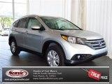 2013 Alabaster Silver Metallic Honda CR-V EX-L #80894856