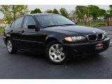 2004 Jet Black BMW 3 Series 325xi Sedan #80895090