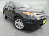2013 Tuxedo Black Metallic Ford Explorer XLT #80895217