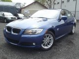 2010 Montego Blue Metallic BMW 3 Series 328i xDrive Sedan #80895214