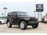 2011 Black Jeep Wrangler Sahara 4x4 #80895307
