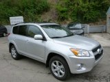 2011 Classic Silver Metallic Toyota RAV4 Limited 4WD #80895635