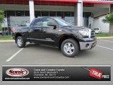 2013 Black Toyota Tundra SR5 Double Cab 4x4 #80895413