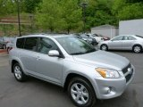 2011 Classic Silver Metallic Toyota RAV4 Limited 4WD #80895634