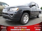 2014 Maximum Steel Metallic Jeep Compass Sport #80895057