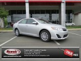 2013 Classic Silver Metallic Toyota Camry LE #80895408