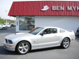 2009 Brilliant Silver Metallic Ford Mustang GT Premium Coupe #80895621
