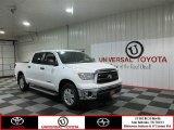 2010 Super White Toyota Tundra CrewMax #80894915