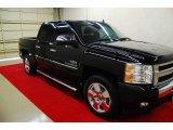 2010 Black Chevrolet Silverado 1500 LT Crew Cab #80895031