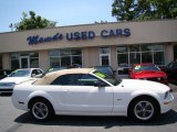 2006 Performance White Ford Mustang GT Premium Convertible #80895288