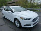 2013 Oxford White Ford Fusion SE 1.6 EcoBoost #80895012