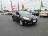 2012 Tuxedo Black Metallic Ford Focus SEL Sedan #80894891