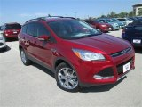 2013 Ruby Red Metallic Ford Escape SEL 1.6L EcoBoost #80894887