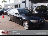 2011 Jet Black BMW 3 Series 335i Sedan #80895259