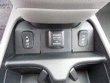 2013 Honda CR-V EX-L AWD Controls