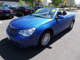 2008 Chrysler Sebring Deep Water Blue Pearl