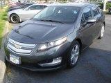 2013 Cyber Gray Metallic Chevrolet Volt  #80948295