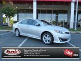 2013 Classic Silver Metallic Toyota Camry SE #80948467