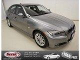 2010 Space Gray Metallic BMW 3 Series 328i Sedan #80948429