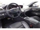 2008 Mercedes-Benz CL Interiors