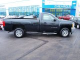 2012 Black Chevrolet Silverado 1500 Work Truck Regular Cab #80948353
